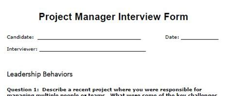 PMO Manager Cover Letter Sample - Great Sample Resume